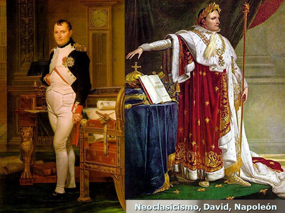 Neoclasicismo, David, Napoleón