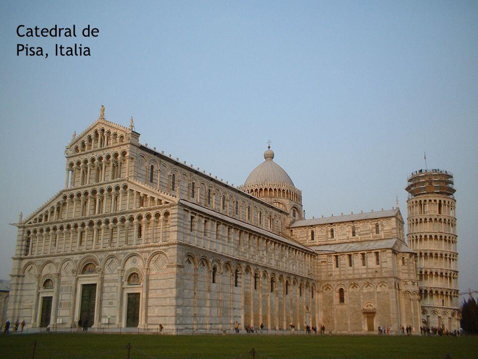 Catedral de Pisa, Italia