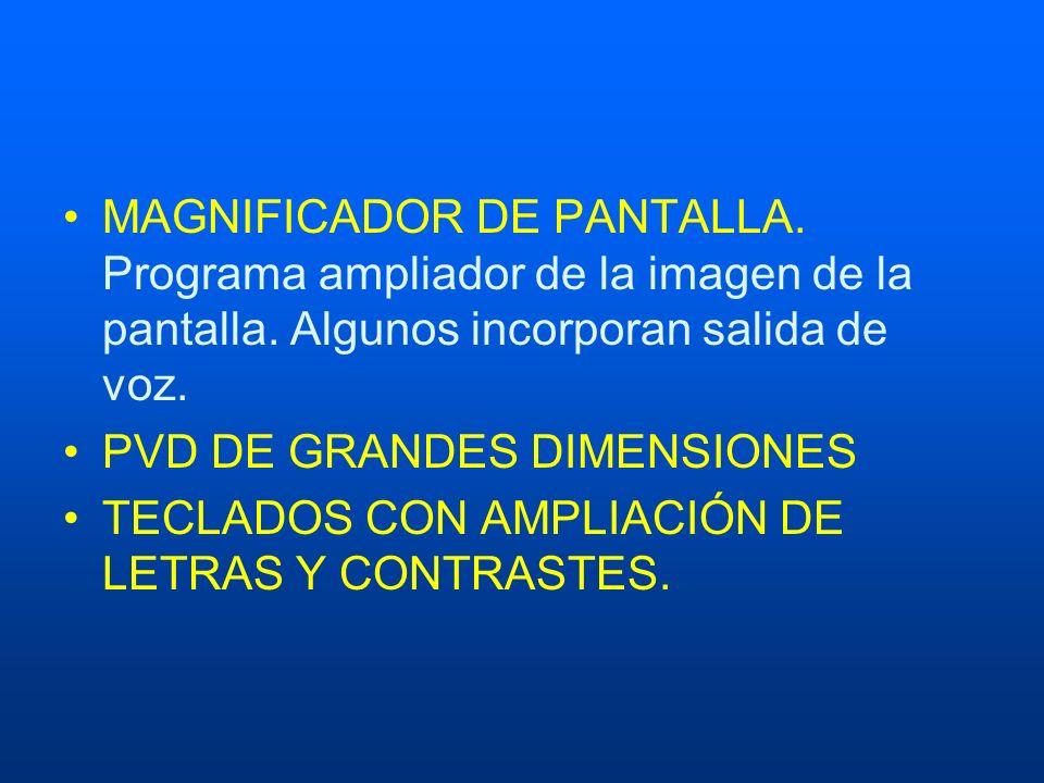 MAGNIFICADOR DE PANTALLA