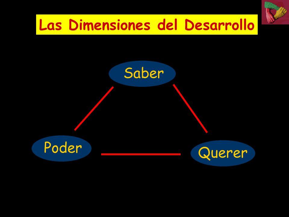 Las Dimensiones del Desarrollo