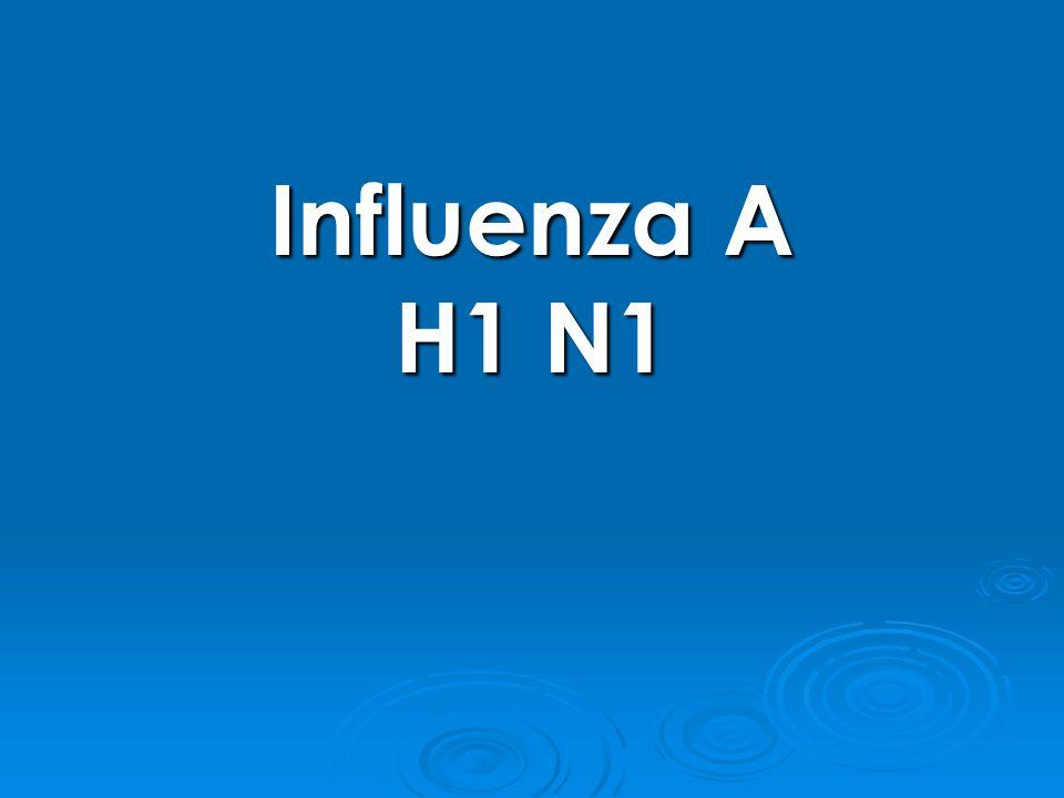 Influenza A H1 N1