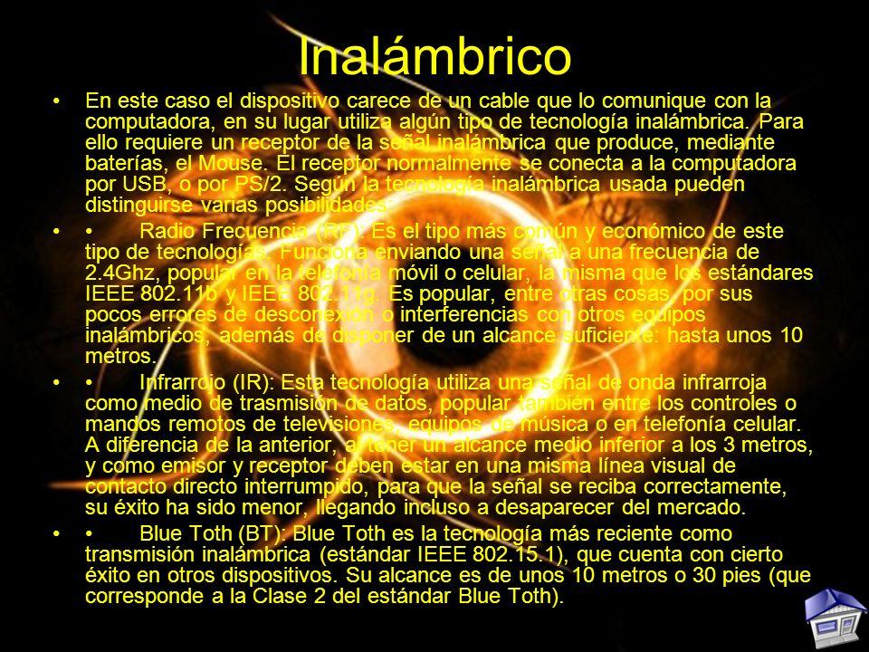Inalámbrico