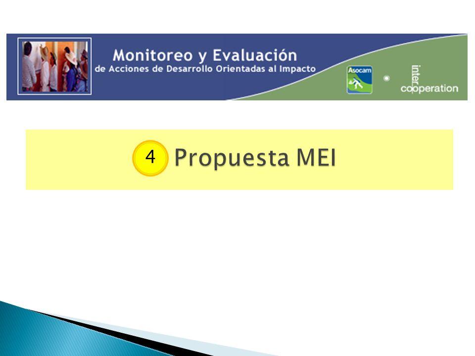 4. Propuesta MEI 4