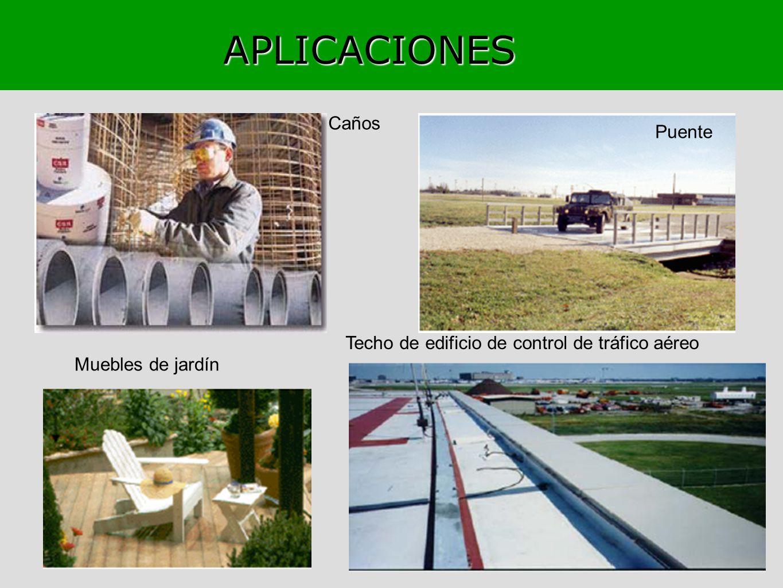 APLICACIONES Caños Puente