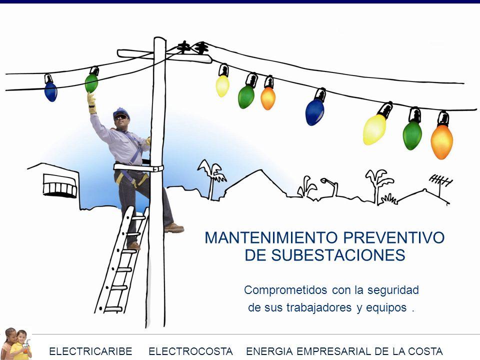 MANTENIMIENTO PREVENTIVO DE SUBESTACIONES
