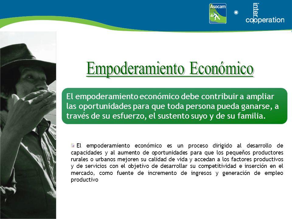 Empoderamiento Económico