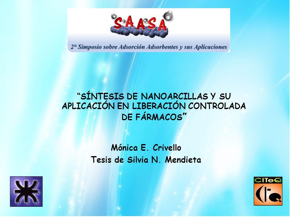 Tesis de Silvia N. Mendieta