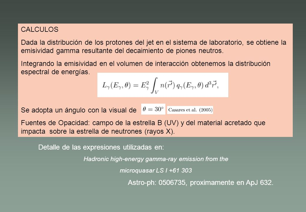 Hadronic high-energy gamma-ray emission from the