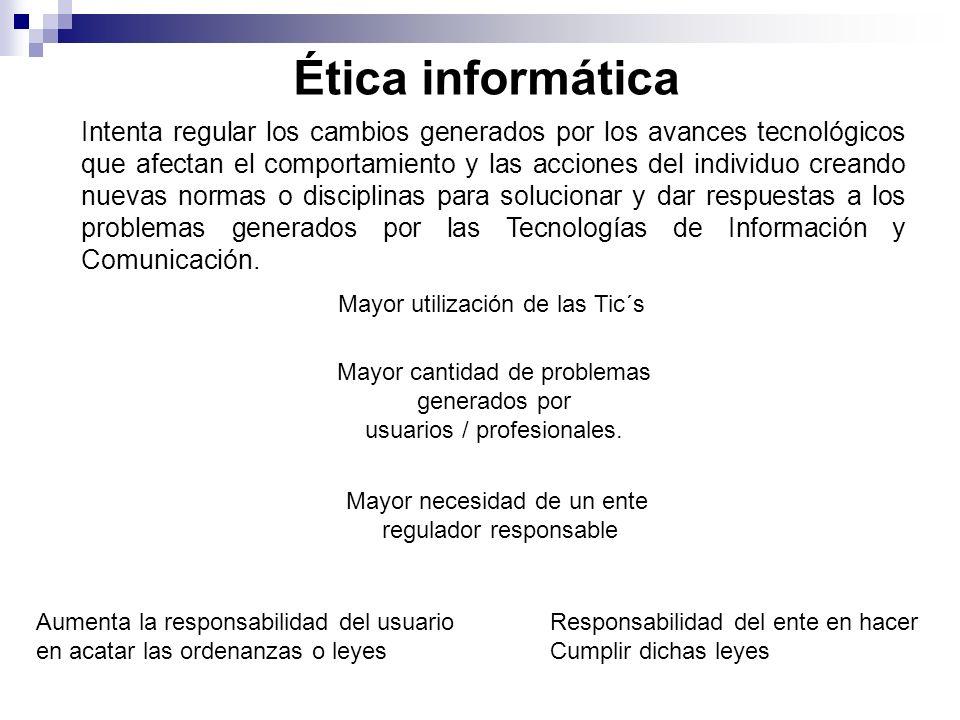 Ética informática