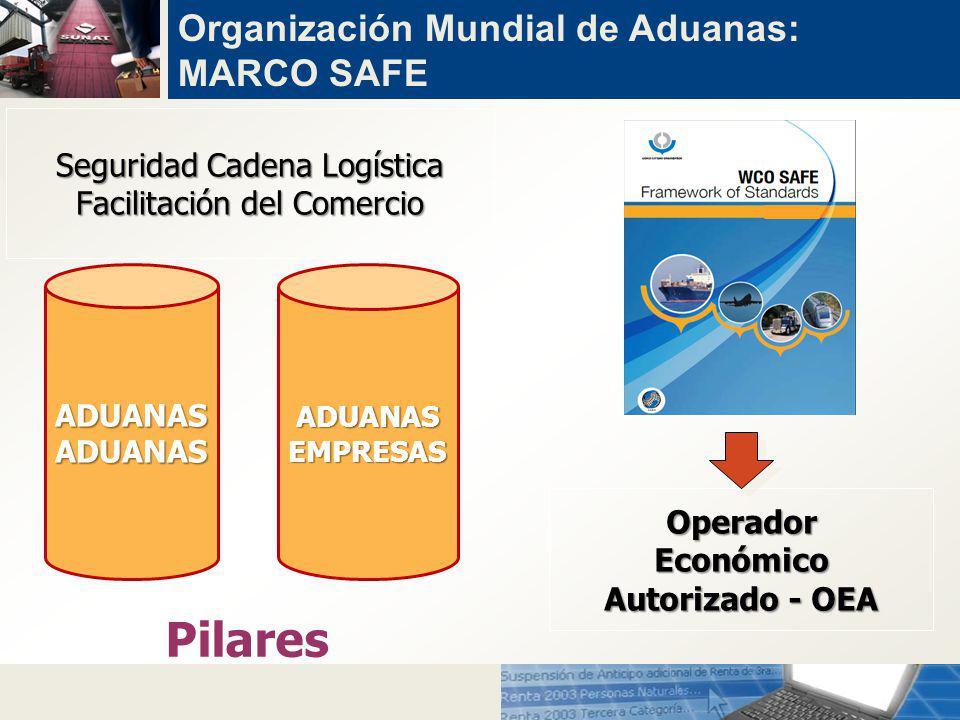 Operador Económico Autorizado - OEA