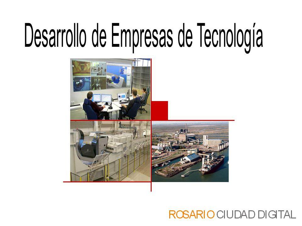 Desarrollo de Empresas de Tecnología