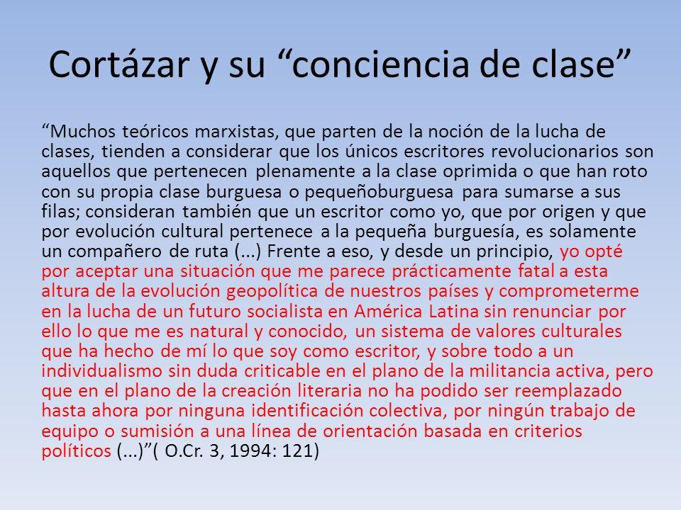 Cortázar y su conciencia de clase
