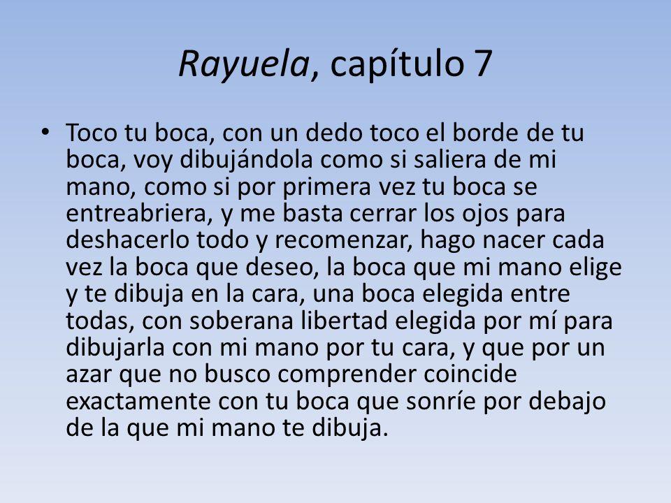 Rayuela, capítulo 7