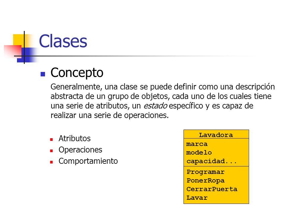 Clases Concepto.