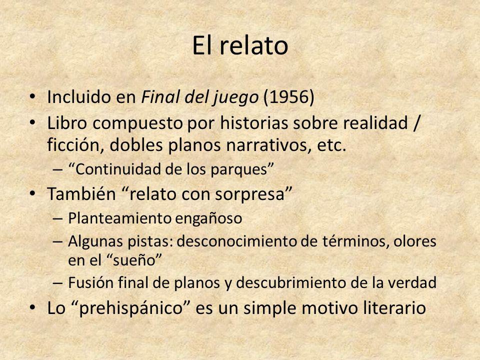 El relato Incluido en Final del juego (1956)