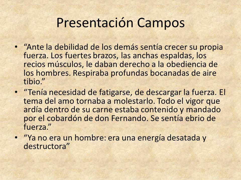 Presentación Campos