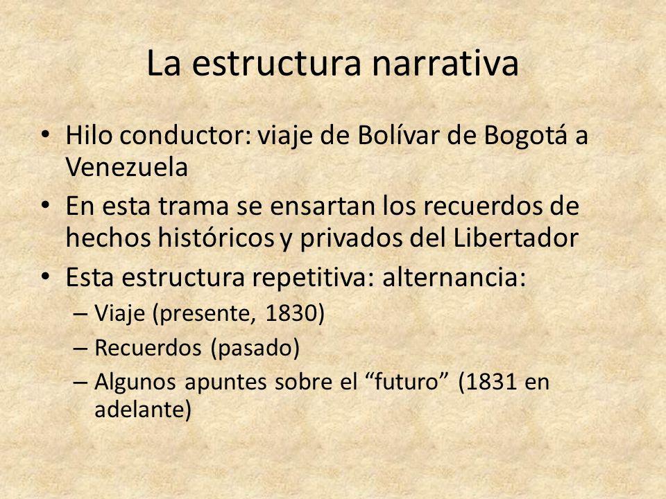 La estructura narrativa