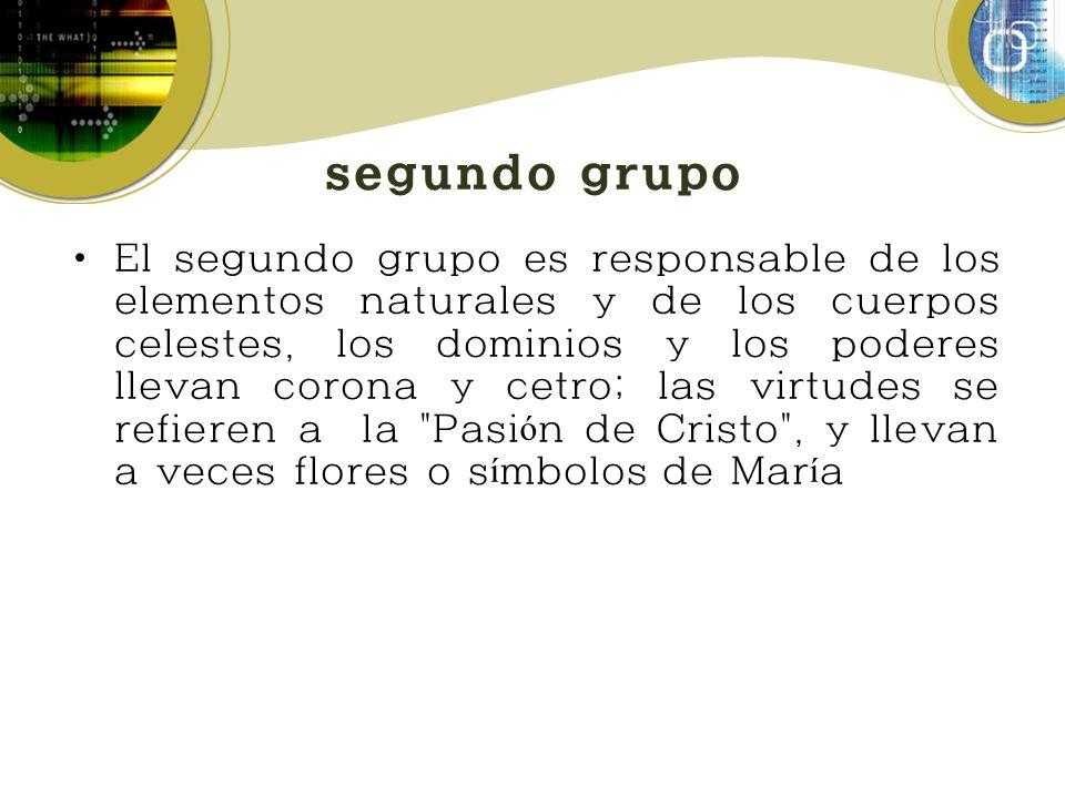 segundo grupo