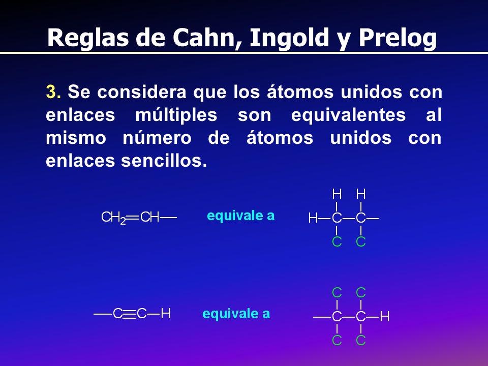 Reglas de Cahn, Ingold y Prelog