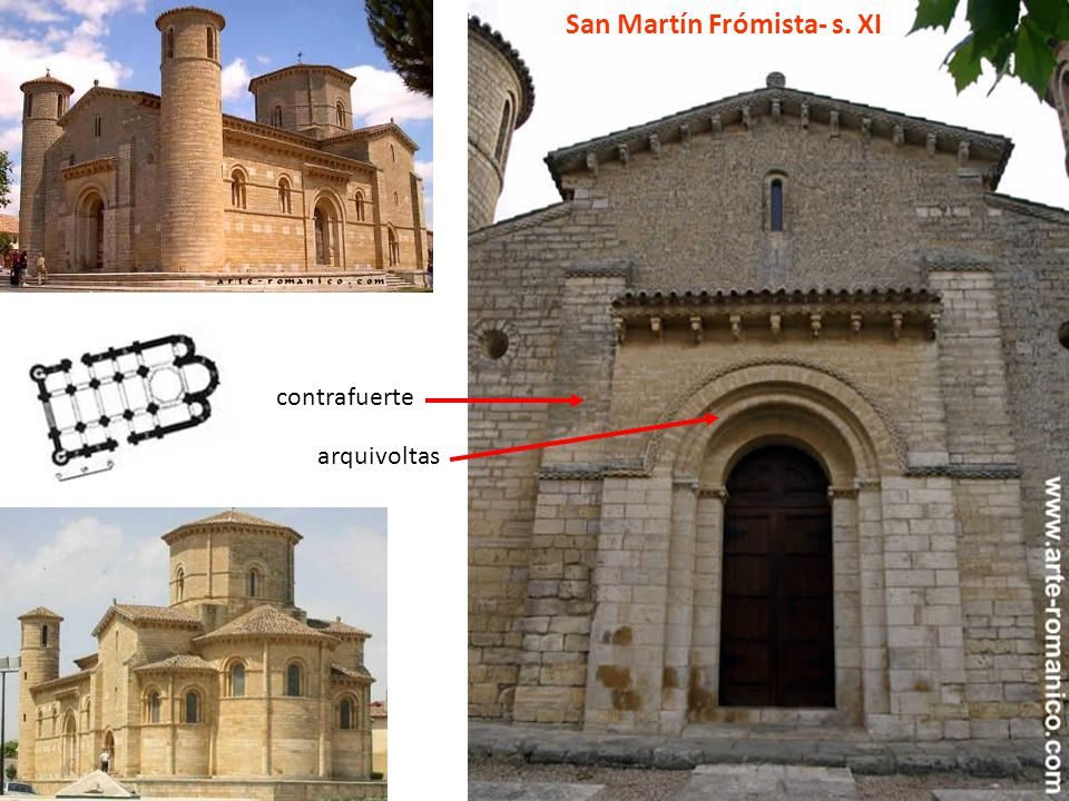 San Martín Frómista- s. XI