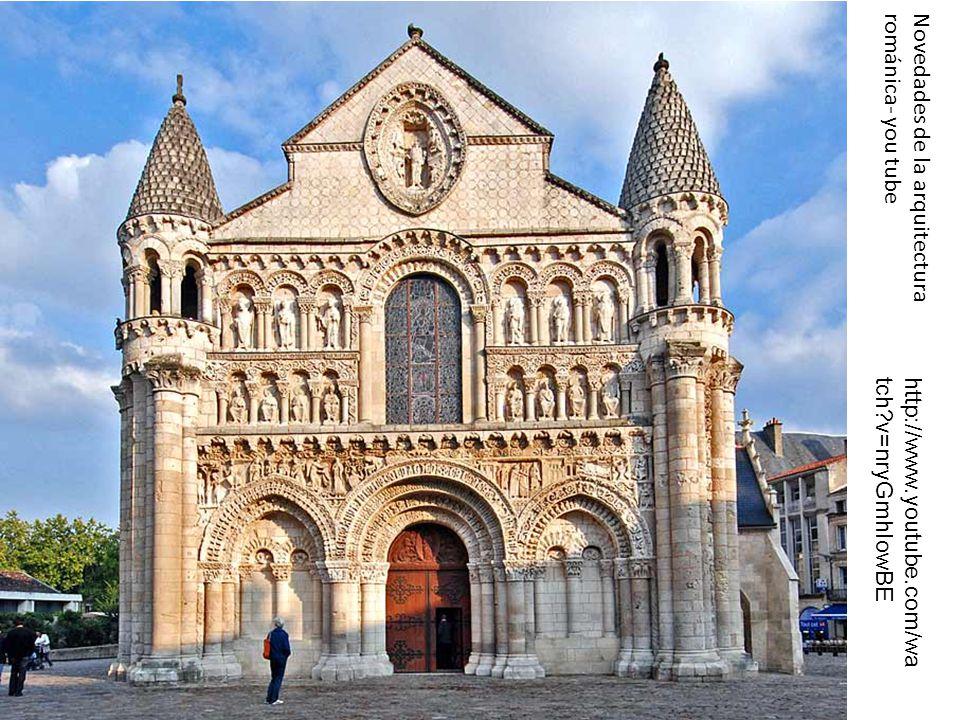 Novedades de la arquitectura románica- you tube