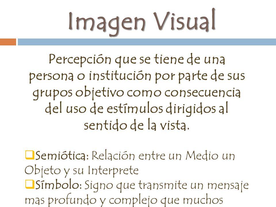 Imagen Visual