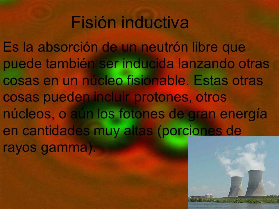 Fisión inductiva