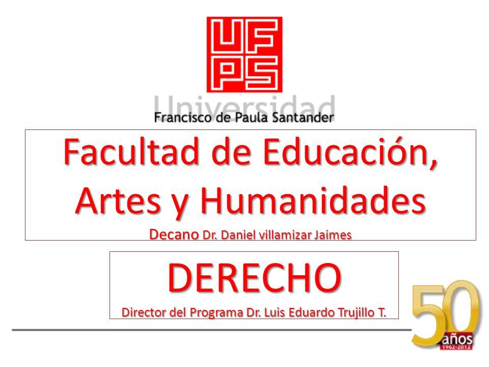 Director del Programa Dr. Luis Eduardo Trujillo T.