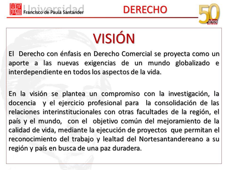 DERECHO VISIÓN.