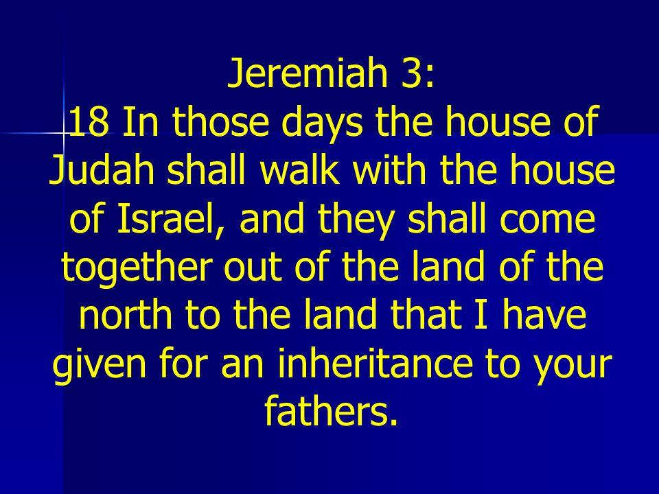 Jeremiah 3:
