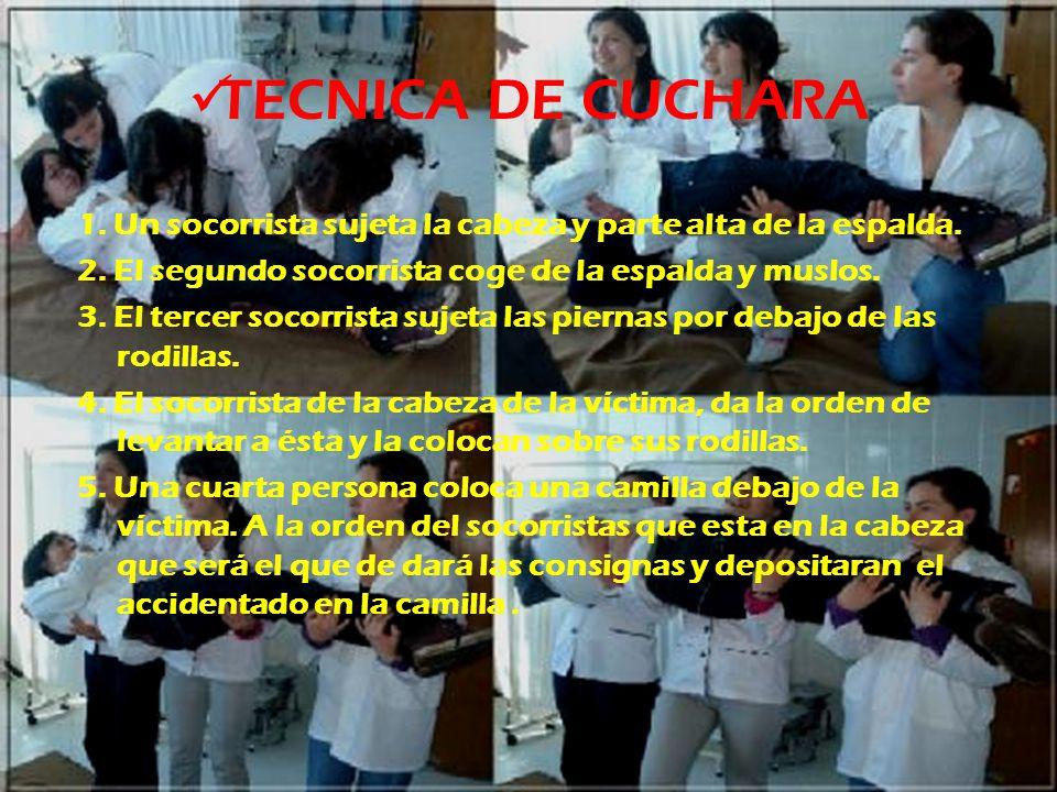 TECNICA DE CUCHARA
