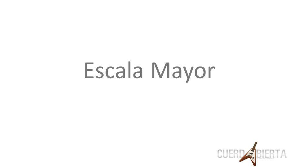 Escala Mayor