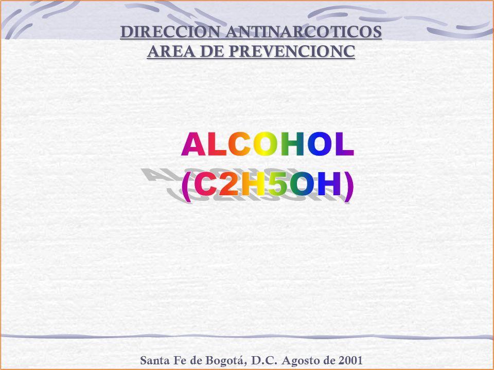DIRECCION ANTINARCOTICOS