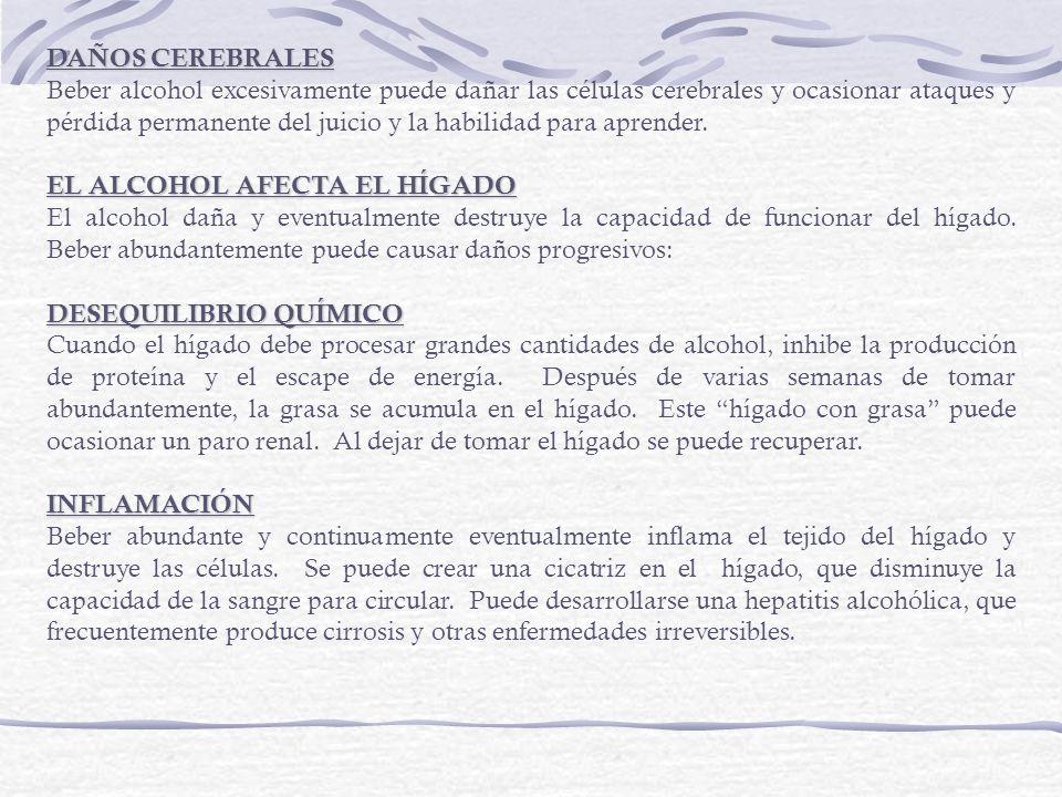 DAÑOS CEREBRALES