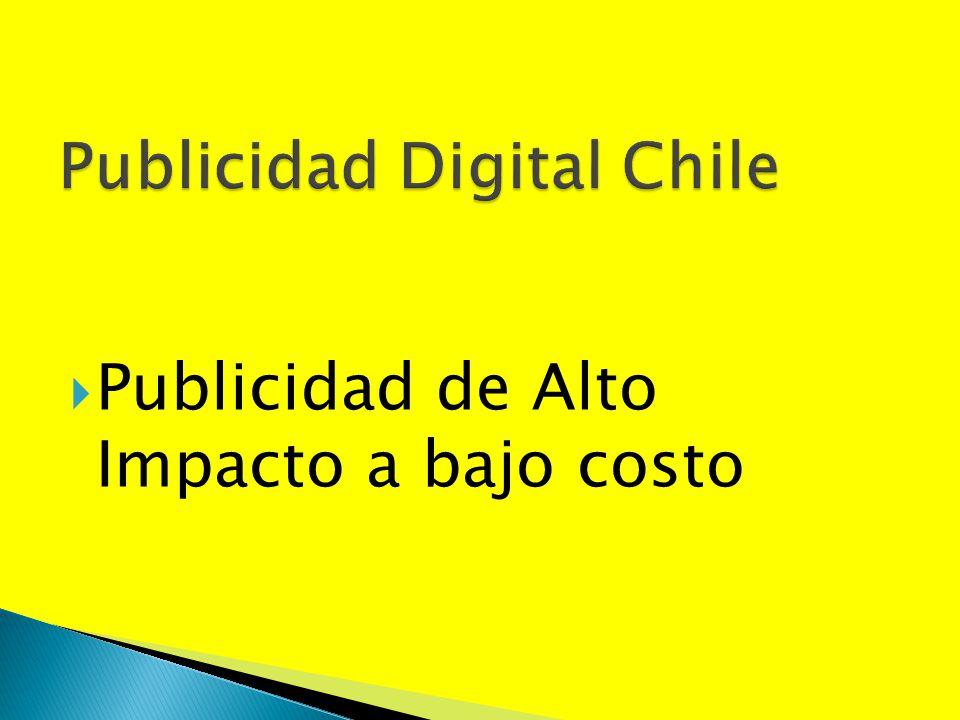 Publicidad Digital Chile