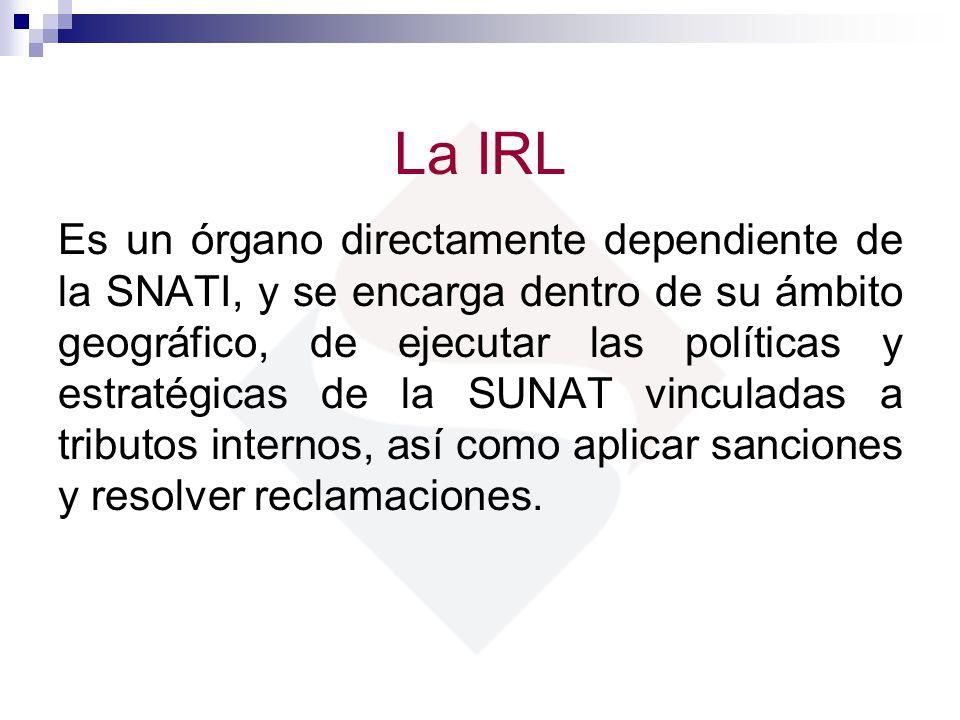 La IRL