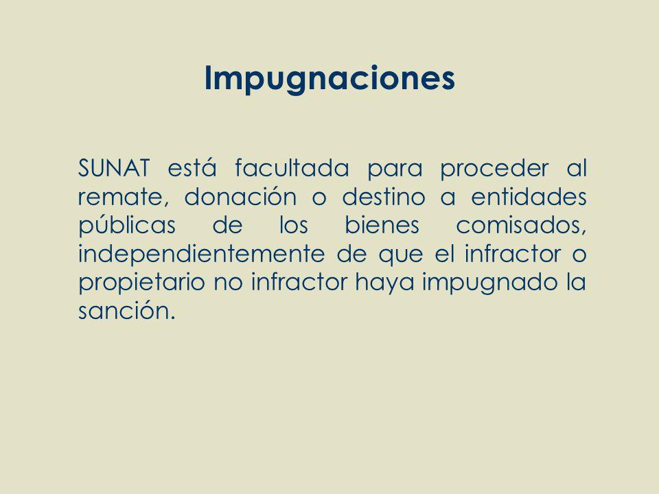 Impugnaciones