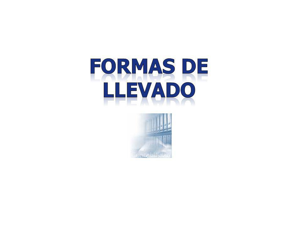 FORMAS DE LLEVADO 23