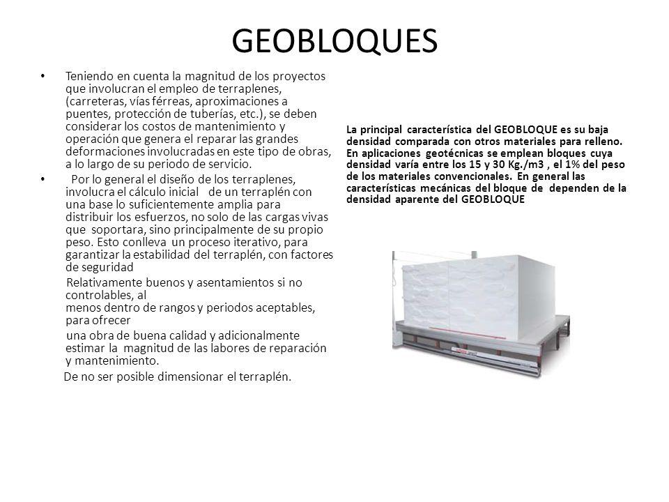 GEOBLOQUES