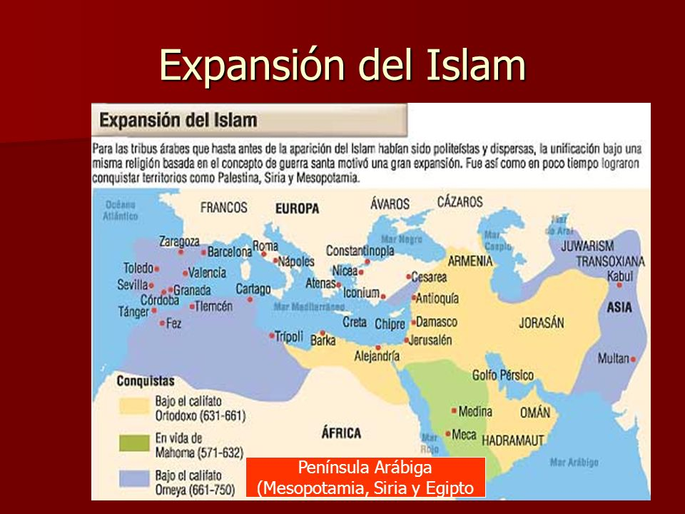 (Mesopotamia, Siria y Egipto