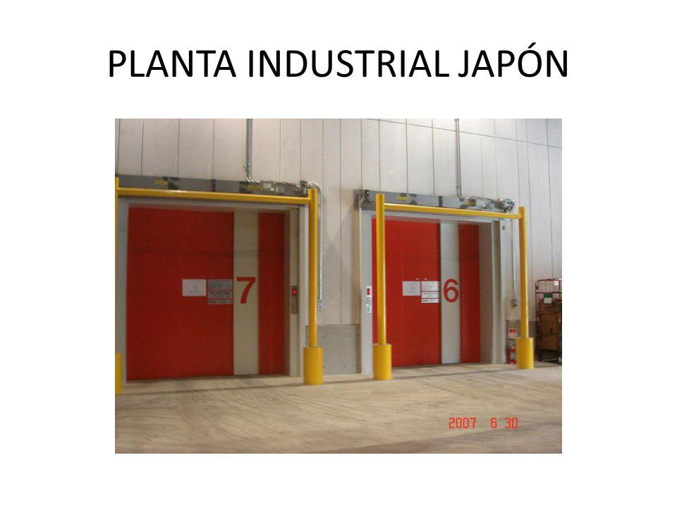 PLANTA INDUSTRIAL JAPÓN