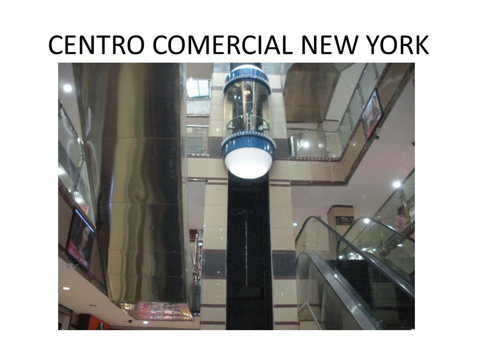 CENTRO COMERCIAL NEW YORK