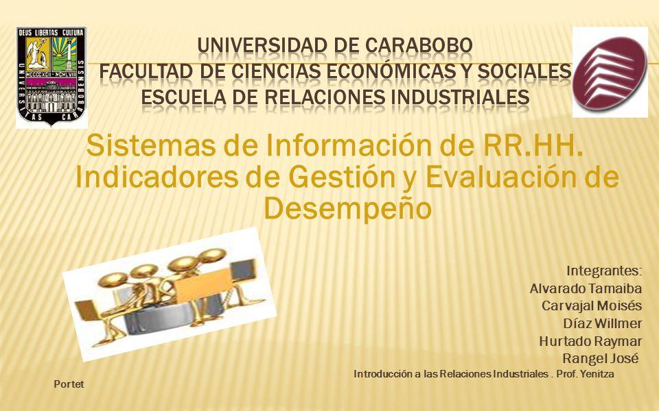 Universidad de Carabobo Facultad de Ciencias Económicas y Sociales Escuela de relaciones industriales