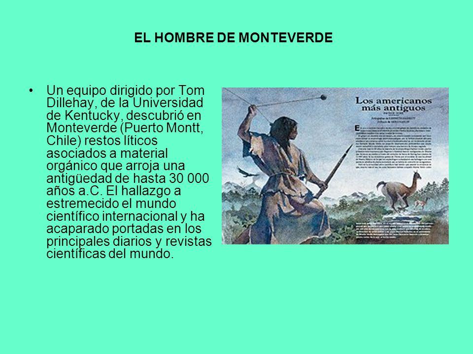 EL HOMBRE DE MONTEVERDE