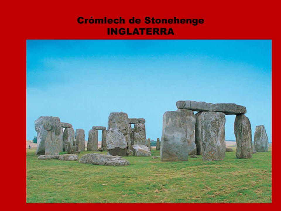 Crómlech de Stonehenge INGLATERRA