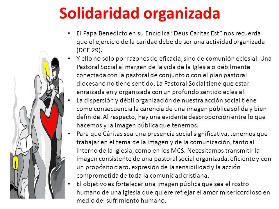 Solidaridad organizada