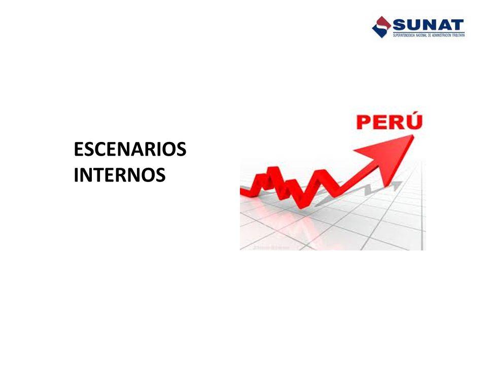 ESCENARIOS INTERNOS