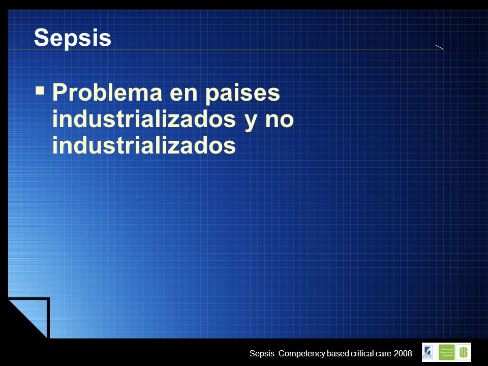 Problema en paises industrializados y no industrializados