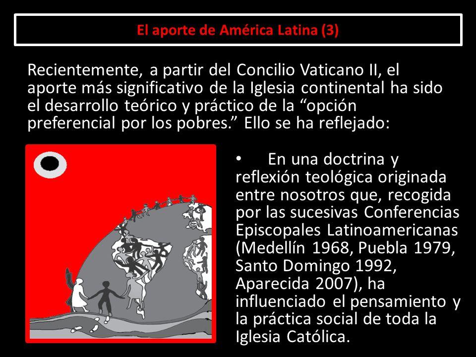 El aporte de América Latina (3)