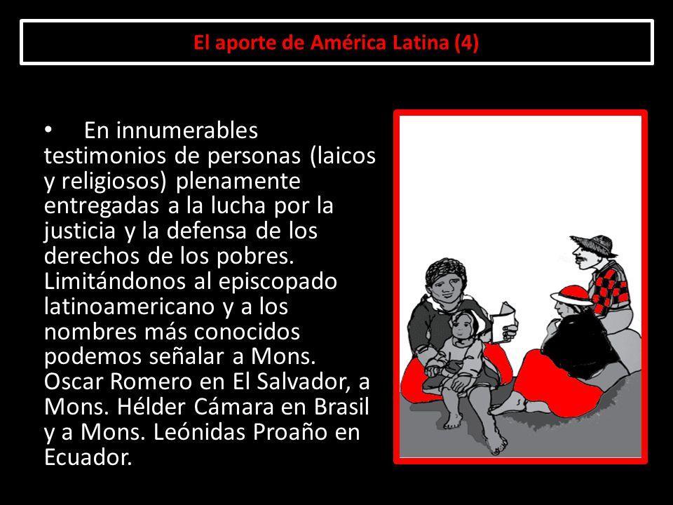 El aporte de América Latina (4)